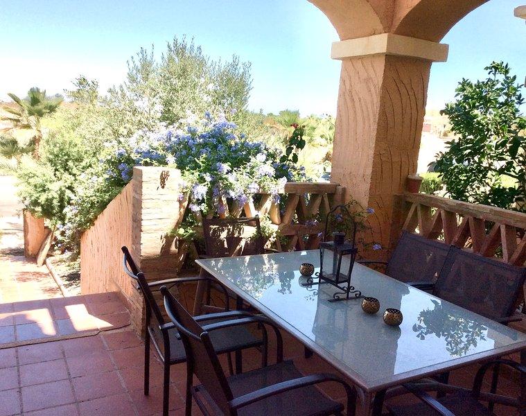 6 Los Naranjos, location de vacances à Bedar