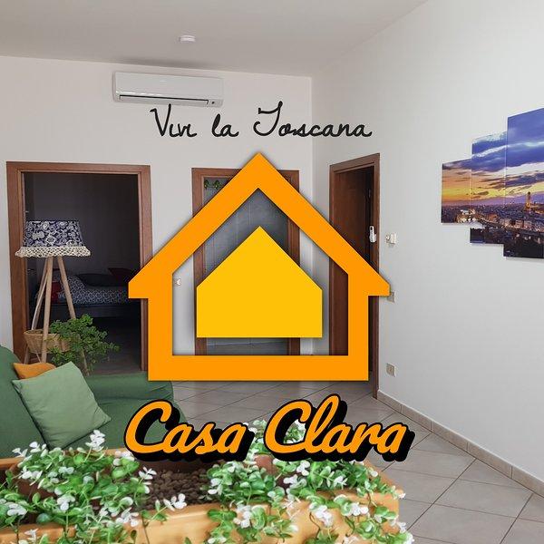 CASA CLARA, vakantiewoning in Cerreto Guidi