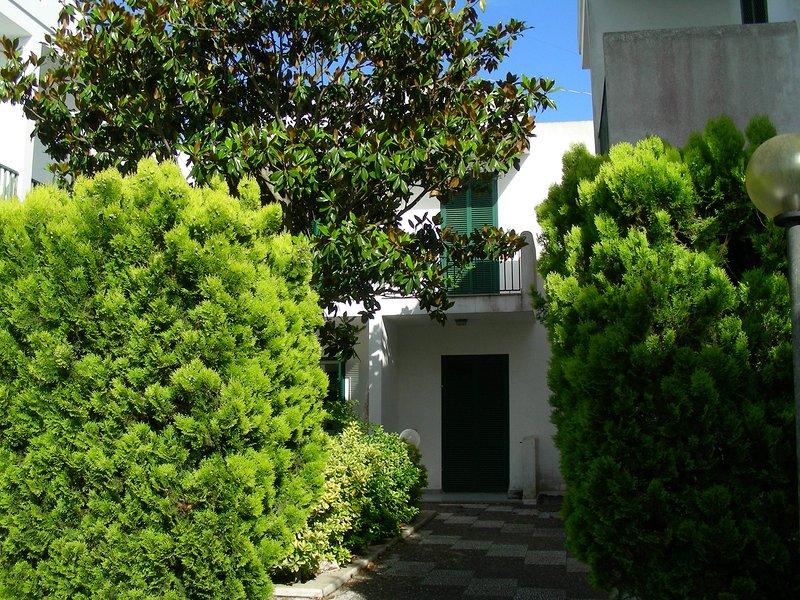 Nice house near the beach & terrace, holiday rental in San Cataldo