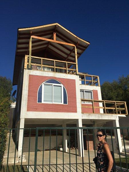 Casa en Algarrobo Norte, holiday rental in Las Cruces