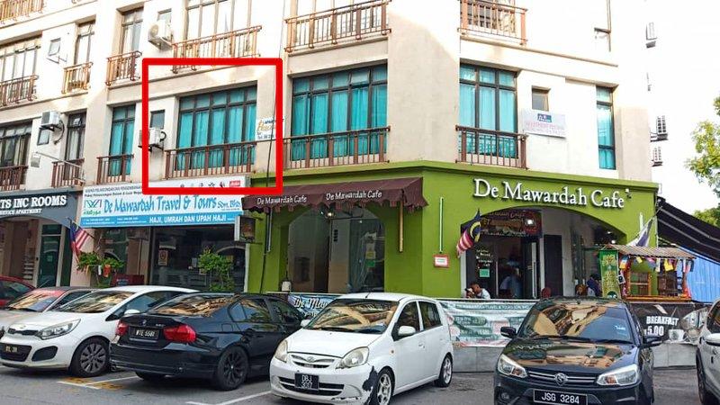 Apartment Ixora Melaka, alquiler de vacaciones en Central Melaka District