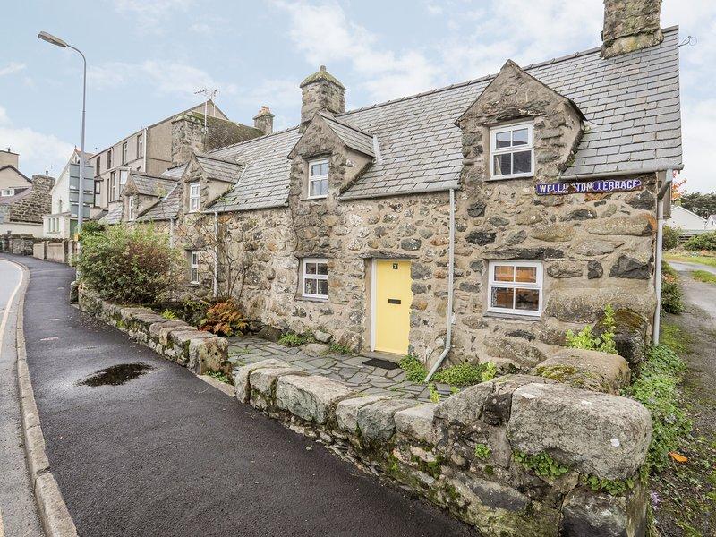 Glanrafon, Criccieth, holiday rental in Criccieth