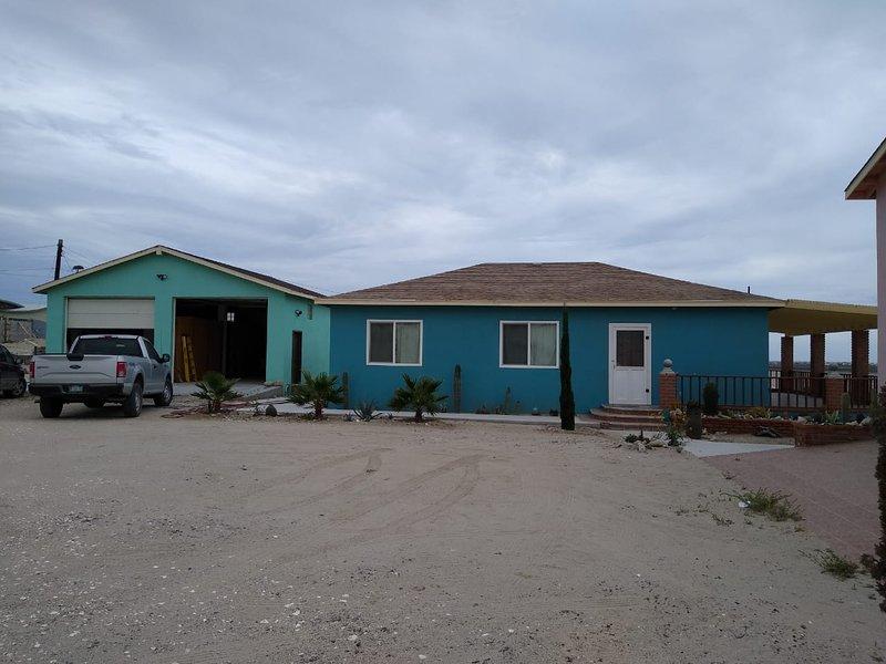 The House at the Point (Punta Abreojos), holiday rental in Punta Abreojos