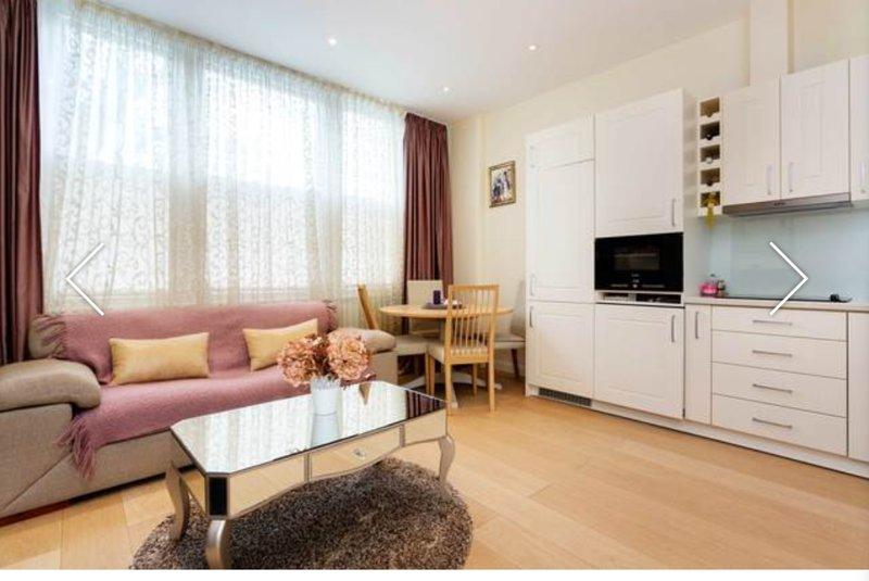 1 Bedroom Flat with Terrace, alquiler de vacaciones en Chiswick