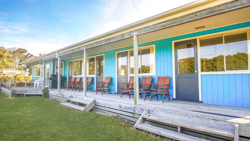 Sea Esta Lodge Waihi Beach, location de vacances à Waikino