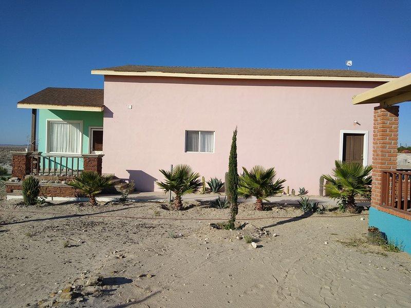 Appartment at the point (Punta Abreojos), holiday rental in Punta Abreojos