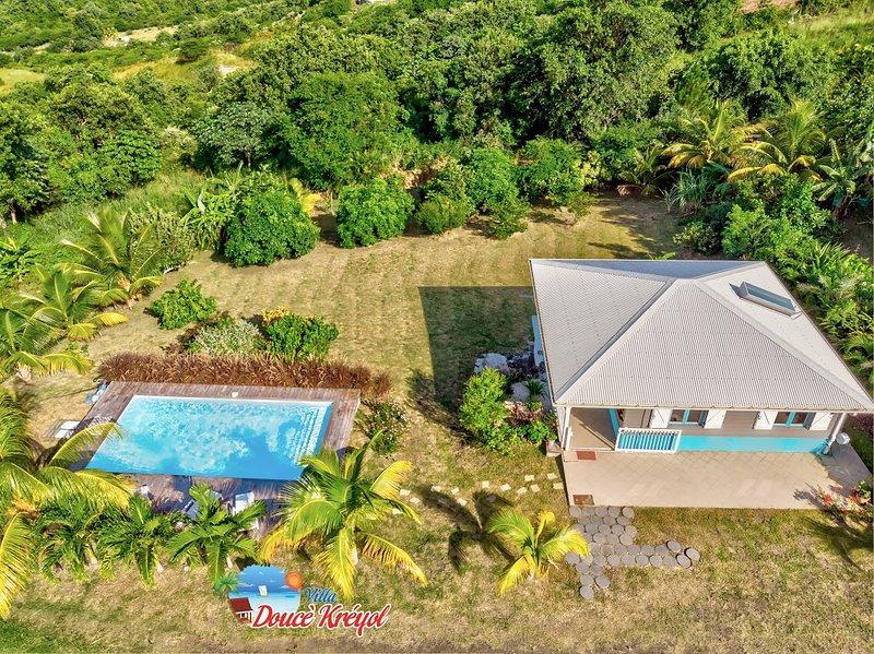 Villa Doucè Kréyol, Ferienwohnung in Martinique