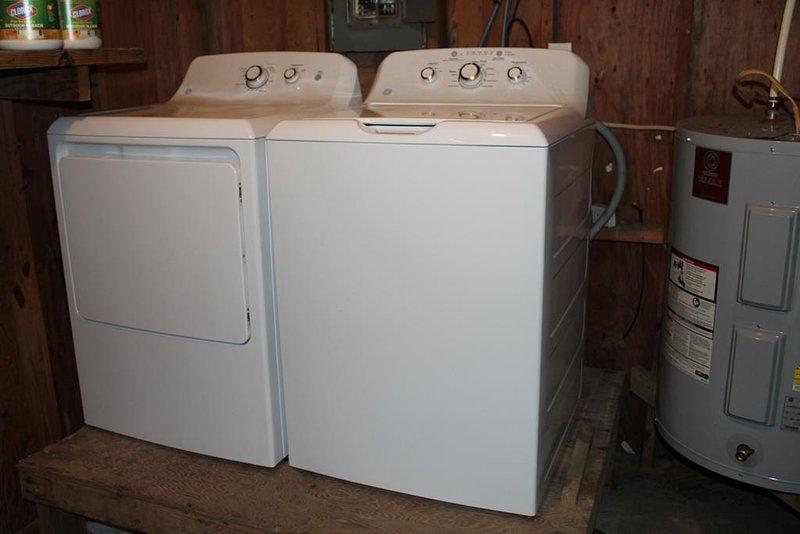 lavadora - secadora a nivel del suelo