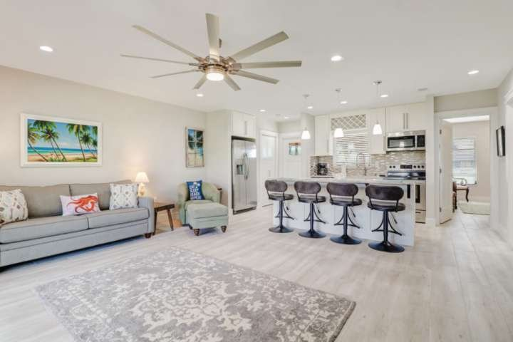 This newly remodeled duplex is the perfect spot for a SW Florida vacation - beautifully appointed, wonderfully located, just waiting for you!