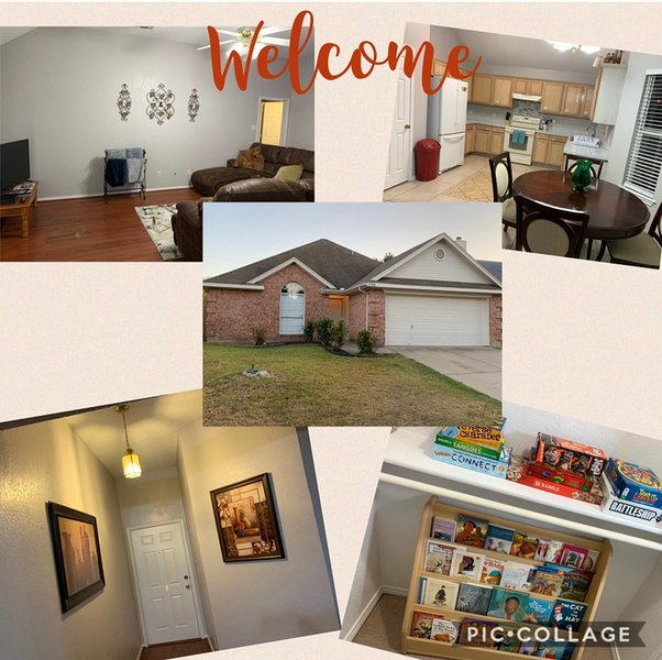 Blessed Rest, holiday rental in Fort Worth