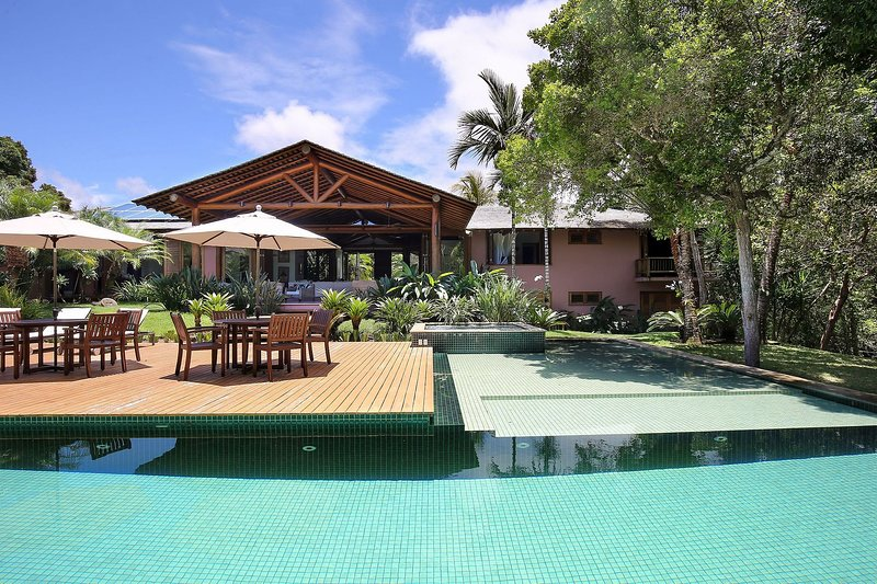 Bah041 - Beautiful home in Terravista Golf, holiday rental in Porto Seguro