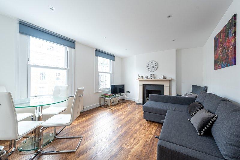 Gorgeous Apartment by Hyde Park (SS4), aluguéis de temporada em Willesden