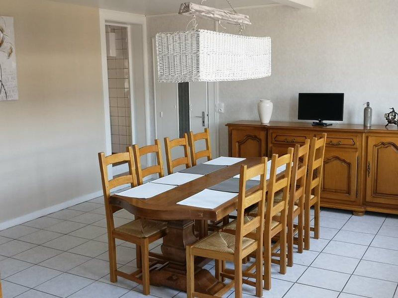 Maison Familiale De l'abbaye, casa vacanza a Orges