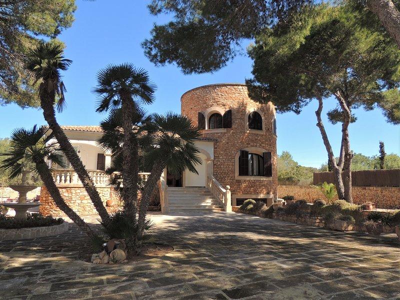 Finca Sa Torre de Santanyi, holiday rental in Cala Santanyi