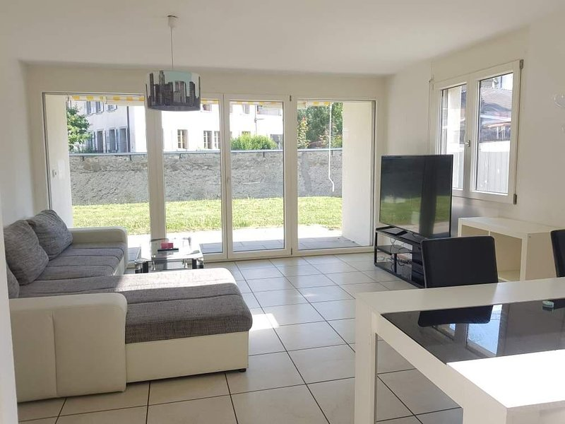 Apartment La Couronne, vacation rental in Bulle