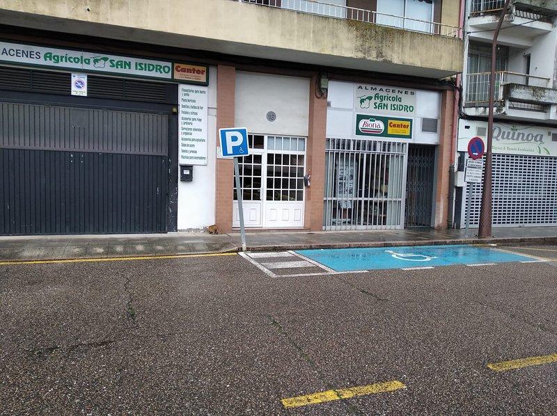 Apartamento en el centro de Porriño, alquiler vacacional en Mondariz
