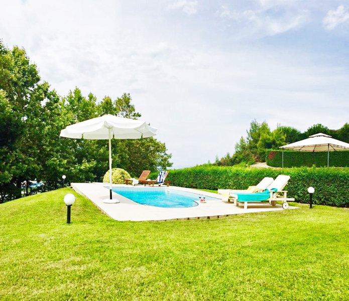 Villa Hellas, location de vacances à Thessalonique