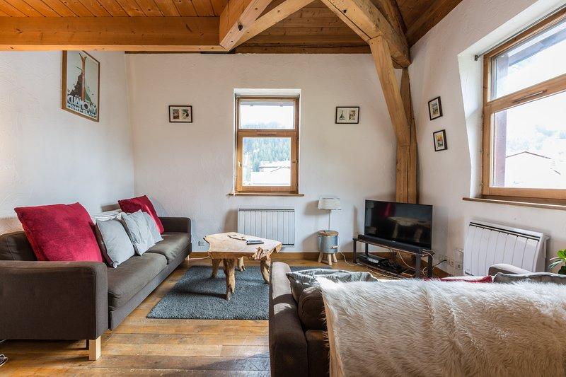 Vila 2, vacation rental in Chamonix