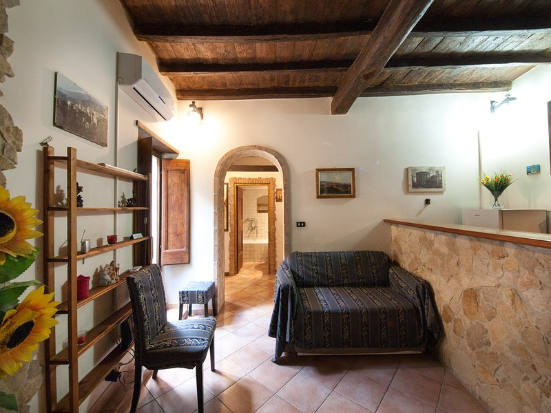 Alla Sibilla, holiday rental in Castel Madama