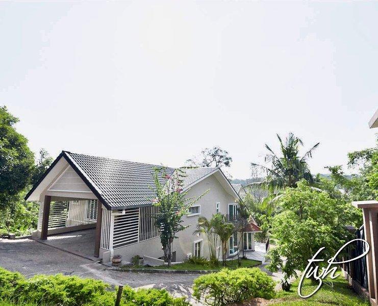 La Putra Villa Garden, holiday rental in Sepang