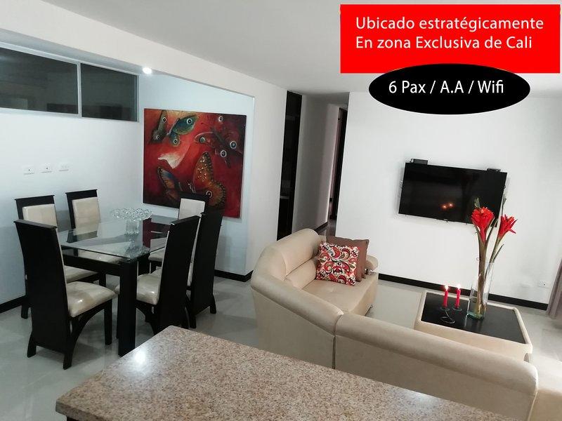 Amplio Apartamento Amoblado Norte Cali, vacation rental in Yumbo