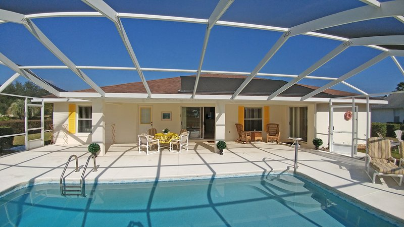Terrasse, Veranda, Pergola, Wasser, Pool