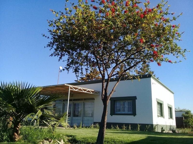 Terranea Casa Rural, vacation rental in Cuyo