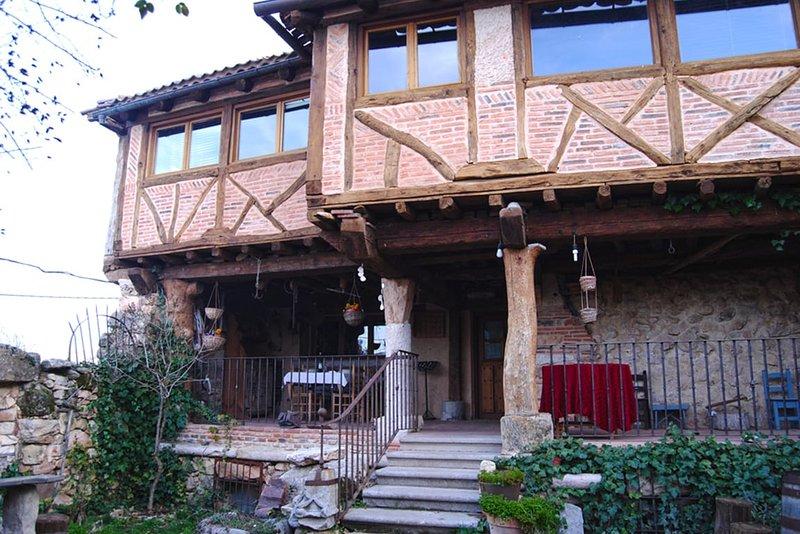 wwwelcantodelpajarocom, location de vacances à Turegano
