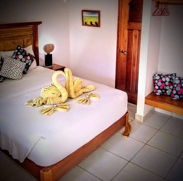 Dormitorio Queen con baño