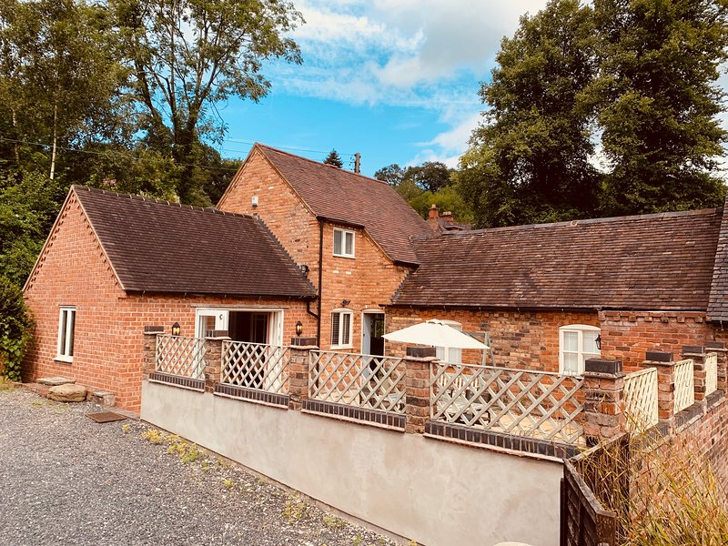 Dale Cottage, Ironbridge., holiday rental in Jackfield