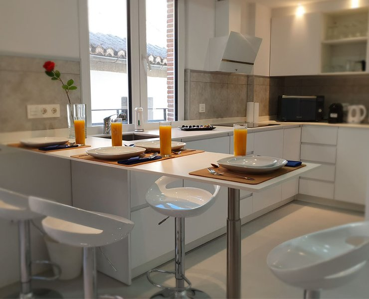 ecoSmart Apartments, holiday rental in Huetor Vega