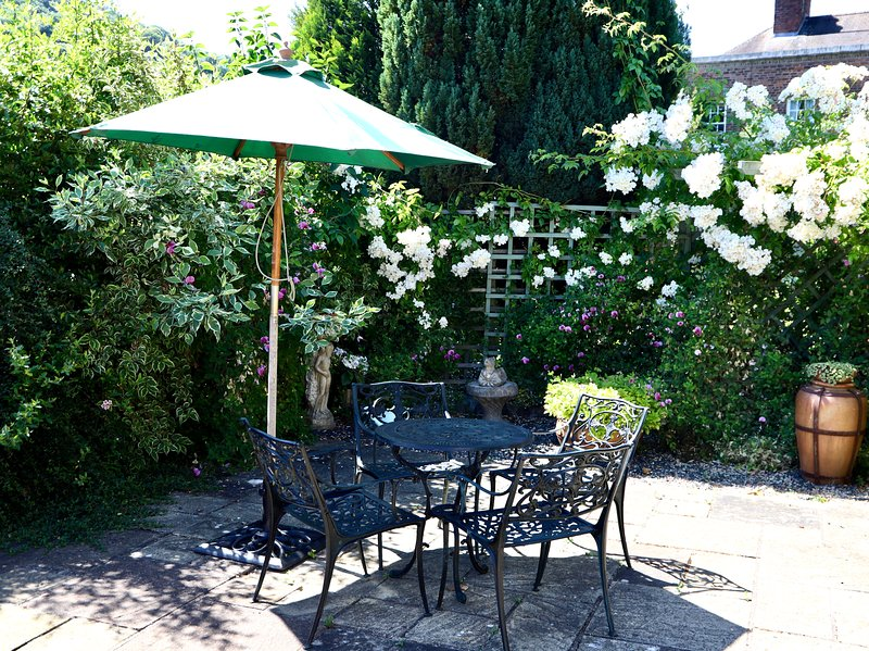 Garden Apartment, Ironbridge, holiday rental in Jackfield