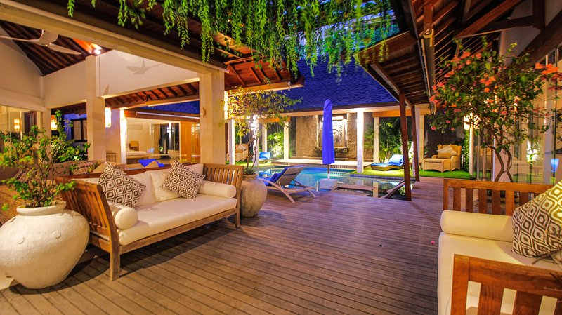 Villa Marton Berawa, holiday rental in Tanah Lot