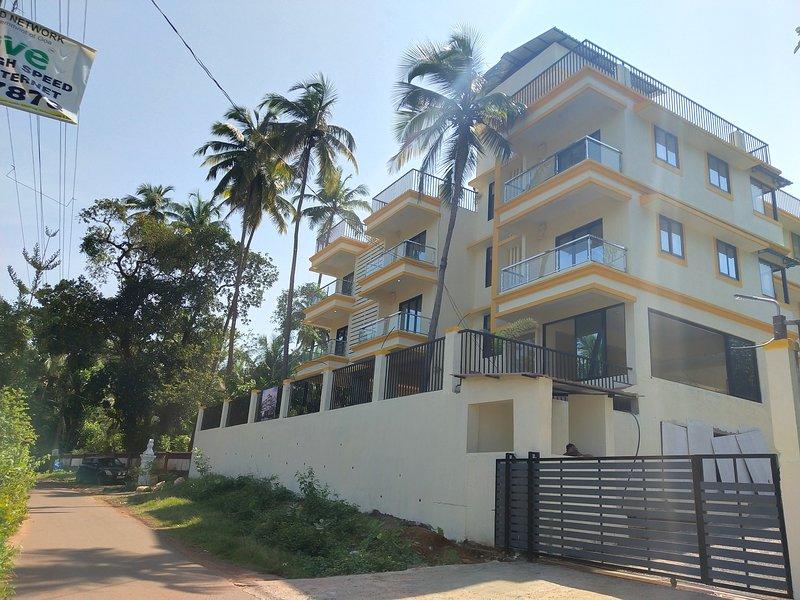Urja Resort Casajuliana, casa vacanza a Siolim