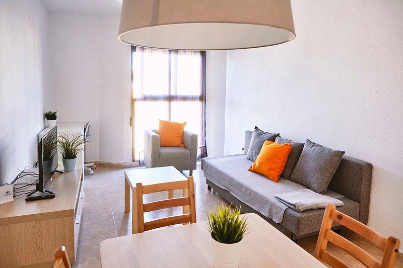 APARTAMENTO SAN MATEO, holiday rental in Castellón de la Plana