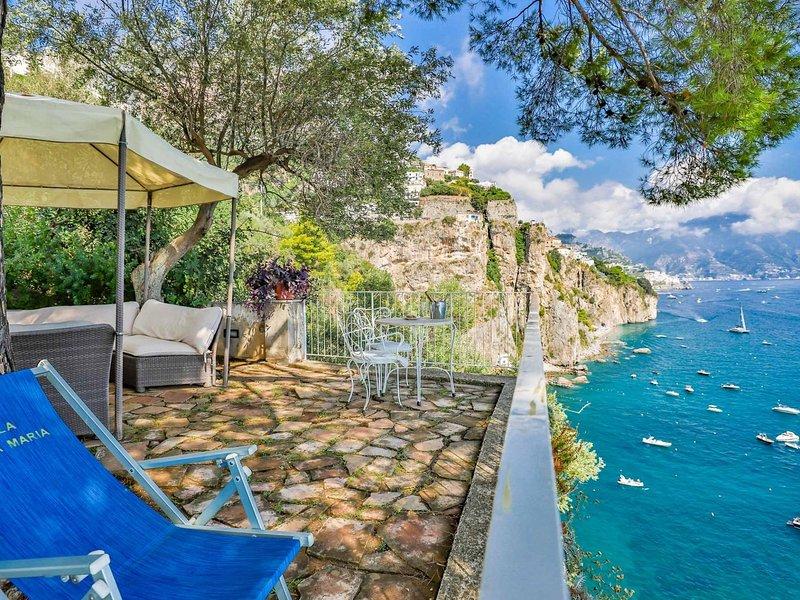 Villa a Amalfi ID 3967, vacation rental in Vettica