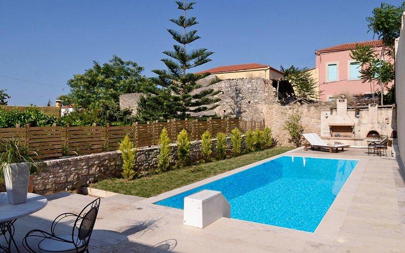 Classy Villa, vacation rental in Vasilies
