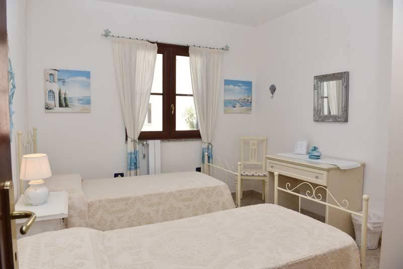 Camera singola Stella Marina ( 12 mq ) con bagno privato esterno