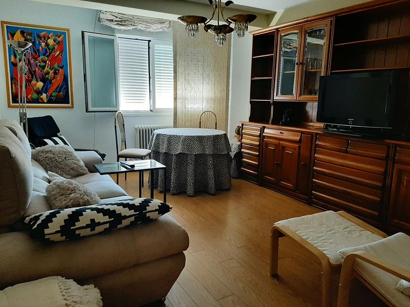 Beautiful apt in Soria, location de vacances à Almazan