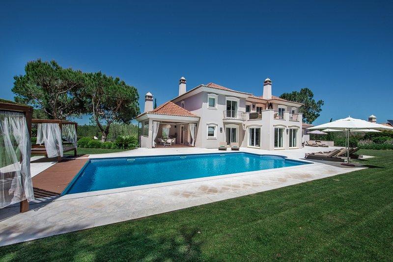 Villa dos Santos, holiday rental in Quinta do Lago