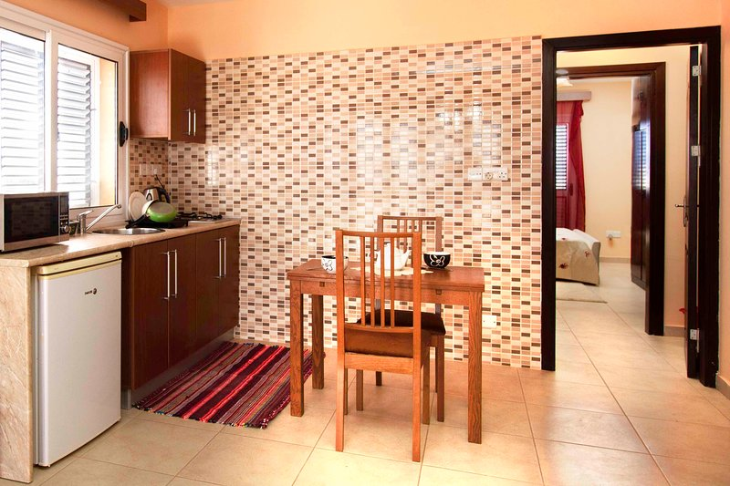 holiday apartment rental with breakfast at Famagusta, Ferienwohnung in Famagusta