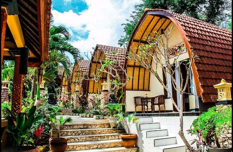 Ratu Cottage Nusa Penida, holiday rental in Sakti