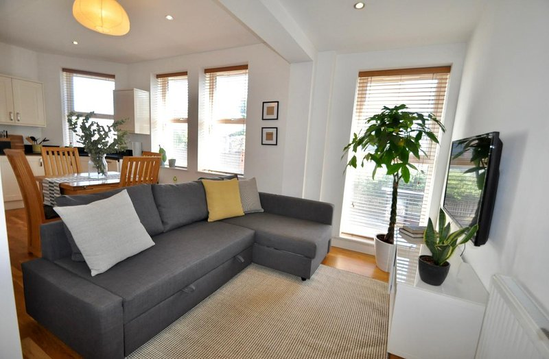 Beautiful apt in Greater London, holiday rental in Haringey