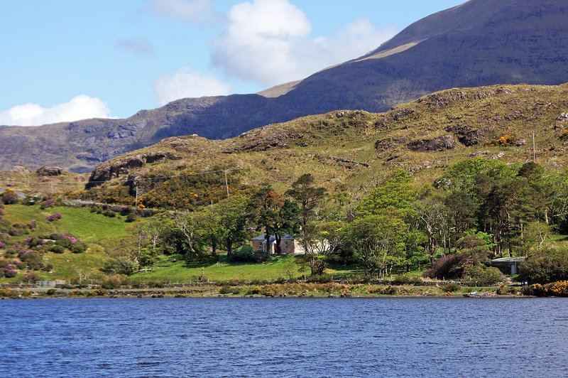258- Lough Muck, Little Killary, casa vacanza a Silver Strand
