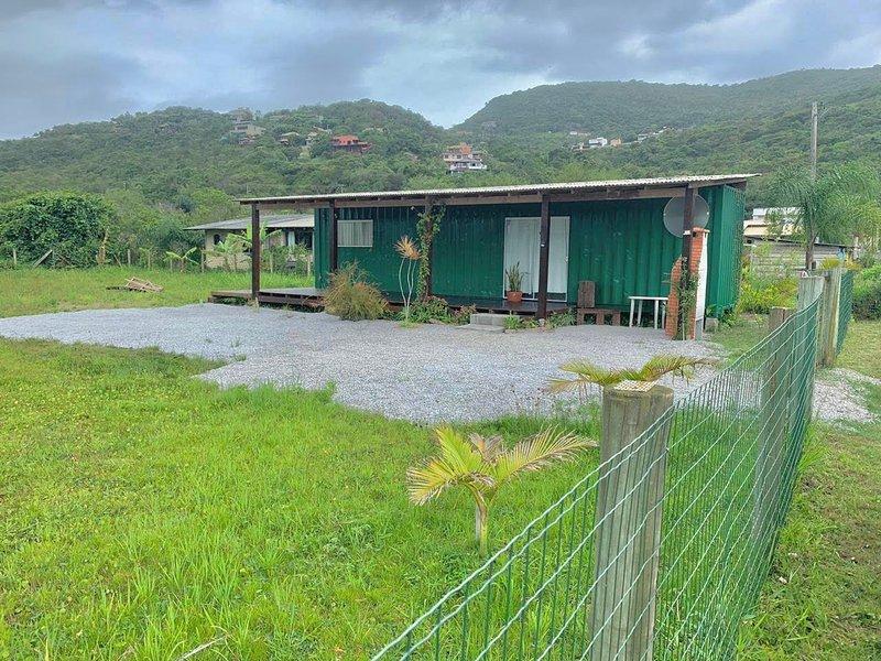 Casa Container Garopaba - SC – semesterbostad i Garopaba
