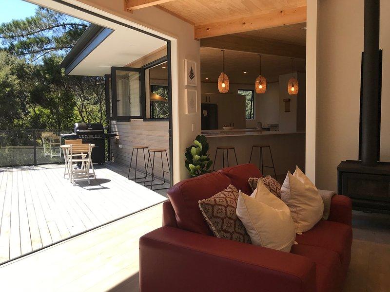 Bay of Islands Bush Retreat, alquiler de vacaciones en Kaikohe