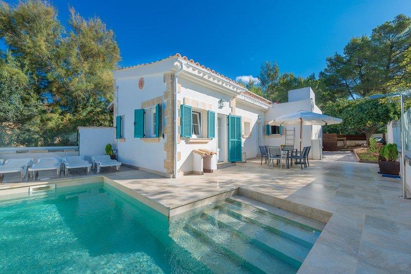 VILLA HERDAIN - Villa for 5 people in Mal Pas - Bonaire, casa vacanza a Mal Pas