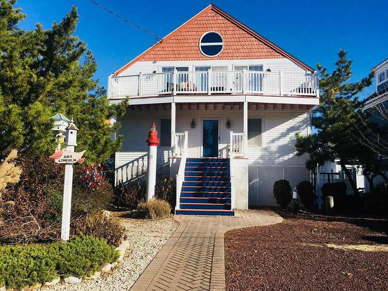 203 Lincoln Avenue - Sanctuary 135985, vacation rental in Cape May Point