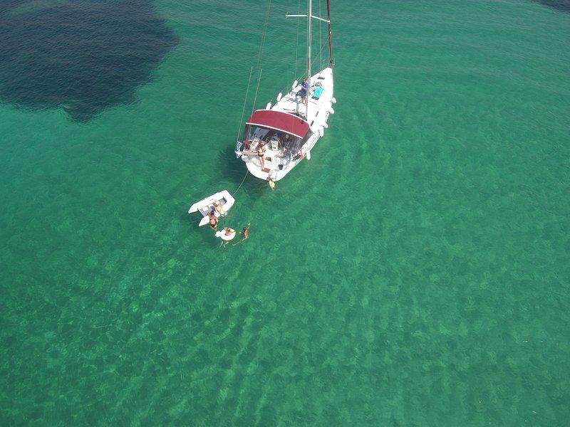 Daily Trips to Diaporos islands, vacation rental in Oraiokastro