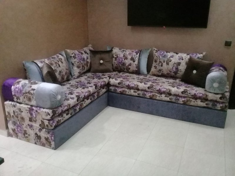Beautiful apt with balcony & Wifi, vacation rental in Ait Melloul